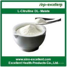 Halal Kosher Pure L-Citrullin Dl-Malate CAS Nr. 54940-97-5