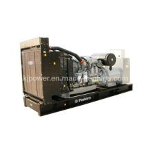 Générateur électrique à 180kVA avec moteur Perkins Diesel