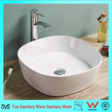 Beliebte Die Austalia Markt Keramik Waschen Schüssel Bad Silm Thin Edge Countertop Becken
