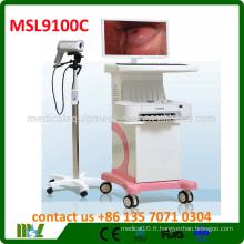 Colposcope électronique numérique standard Trolley modèle MSL-9100C