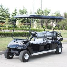 CE 4 места дешевые электрические гольф-кары для гольфа (DG-C4)