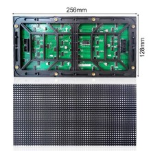 PH8 LED-displaymodul utomhus med 256x128mm