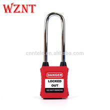 76mm staubdichtes Schlüssel-Sicherheits-Vorhängeschloss Hersteller mit Hauptschlüssel