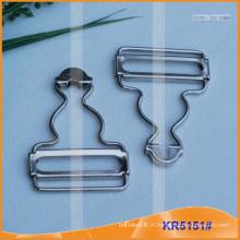 Boucle de ceinture en métal Gourd KR5151