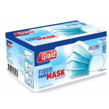 Masque facial médical 50P Classe 1 Type Iir