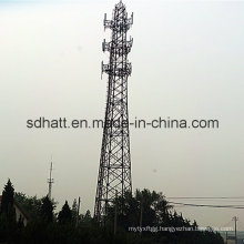 Power Transmission Microwave Communication Tower