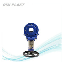 stainless steel Flanged  knife  gate valve