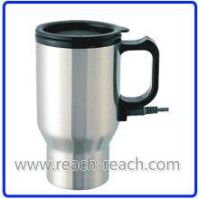 Car Mug, Auto Mug, Electric Travel Mug (R-E018)