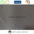 Polyester Men′s Suit Jacket Lining Printed Lining Fabric China Lining Factory