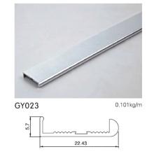 Профиль алюминиевой рамы для кухонного шкафа