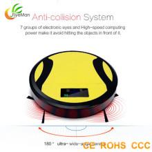 Home Vacuum Cleaner with Remote Control Vacuum Robot