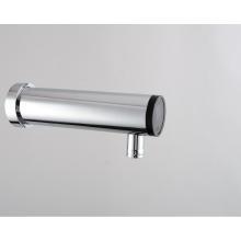 Torneira de torneira de água automática de bronze de parede frio apenas para bacia de lavagem