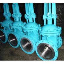 Wcb Carbon Steel Rising Stem Flange Gate Valve