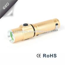 Luz caneta para levou luz da caneta recarregável