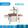 Pneumatic Adjust Model Carton Sealer with Top & Bottom Drive Belt