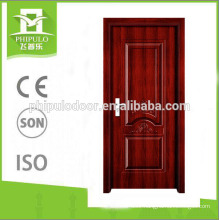 Excellent design wear-resisting melamine entry door