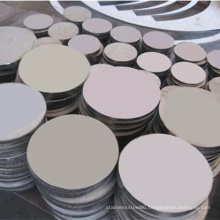 China High Quality 304 Cold Rolled Stainless Steel Circle