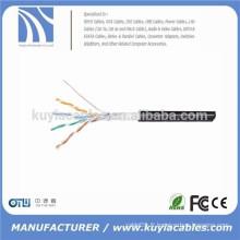 Kuyia Câble de réseau UTP Lan vendu à chaud cat5e cat5e cat6 / 6a câbles réseau cat7 cat5e cat