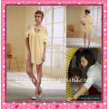 Astergarden Nouvelle conception Emma Roberts style perlé mousseline mini-robe AS032-2