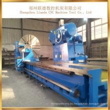 Máquina de torno horizontal de alta precisión C61160 Heavy Duty en venta
