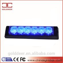Luz de LED vehículo ADVERTENCIA estroboscópica Flash luz Auto emergencia cabeza (GXT-6)