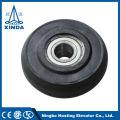 Adjustable Electrical Part Roller Track For Sliding Door