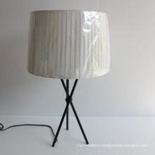 Modern decorative fabric shade table Lamp LED restaurant hotel table light