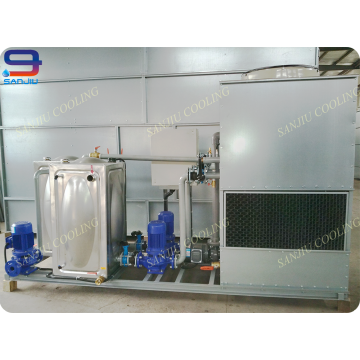 Counterflow Cooling Tower Design