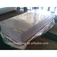 Placa de identificación de muestras libres de aleación de aluminio 1100 paquete de placa estándar