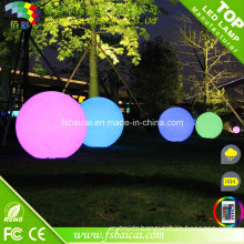Frost Surface Waterproof LED Ball for Garden, Pool