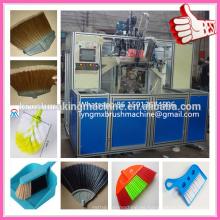 Máquina de taladrado y llenado de escobas Antomatic CNC de 5 ejes (1 perforación y 1 cabeza de acolchado)