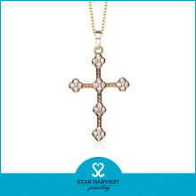 Top Selling Best Quality Cross Pendant (SH-N0191)