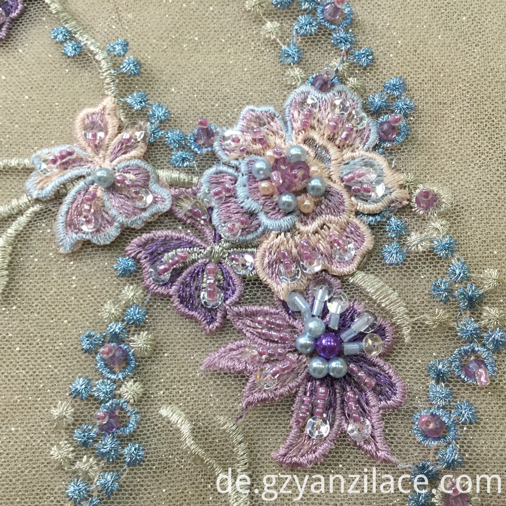 Fabric Embroidery Crystals