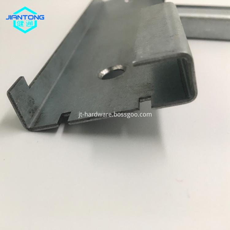 Custom Sheet Metal Punching Parts Metal Stamping Pressing 6