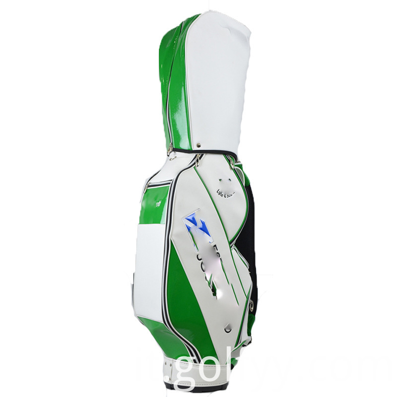 New Pu Material Golf Bag