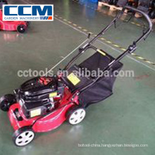 "20"" self propelled gasoline remote control lawn mower for sale with CE,GS,EMC,EUROII approved for garden"