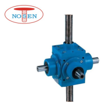8.6KN Fast Speed Bevel Gear Ball Screw Jacks