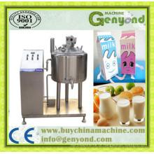 Pasteurizador de Sucos de Frutas Fresh Milk Batch Pasteurizer