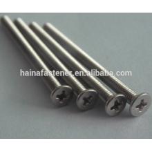 Stainless Steel Flat Countersunk Head screw