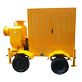 Movable Diesel Engine Water Pump Dewatering Pimp