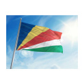 Seychelles National Day Banner Günstige Promotion Flagge