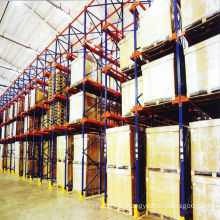 Alibaba warehouse storage drive in pallet rack industrial