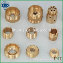 metal del CNC torneado piezas