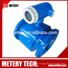 Corrosion resistance type electromagnetic flow meter