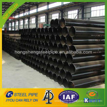 LSAW A53 Weld Steel Pipe