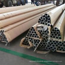 Tubo de Alumínio Redondo para Antena