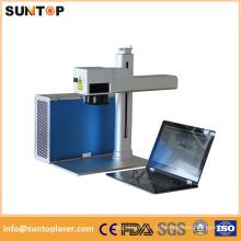 Лазерная маркировочная машина для металлической хирургической черной маркировки