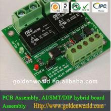 amplificateur de haut-parleur actif pcba Fabrication d'électronique pour carte d'amplificateur de casque