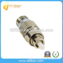 0-10dB FC singlemode male to female fiber optical attenuator