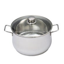 Household Stainless Steel Cooking Hot Pot